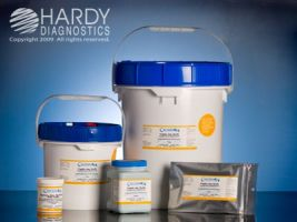 Hardy Diagnostics CRITERION™ GC Agar Base is used in the preparation